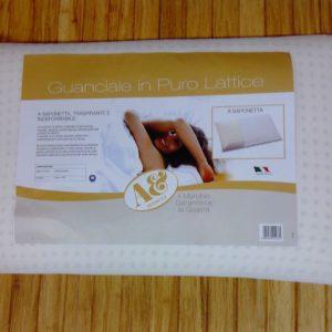 Guanciale-Demaflex-Puro-Lattice